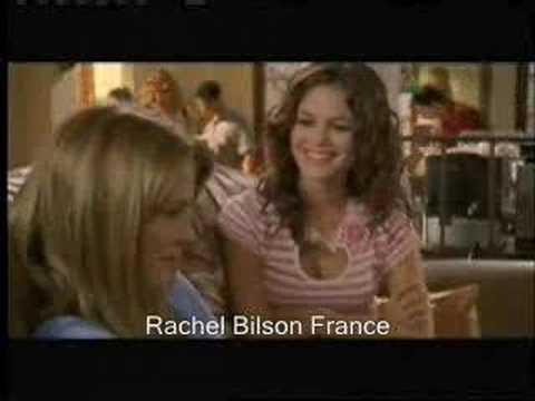Rachel Bilson Bloopers (The OC)