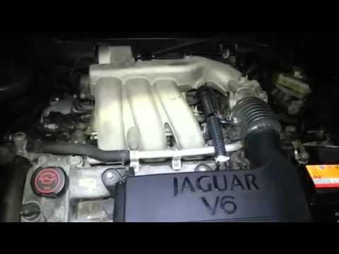 Jaguar X Type 3 0 Pcv Valve Hose Crackedrepair Completion