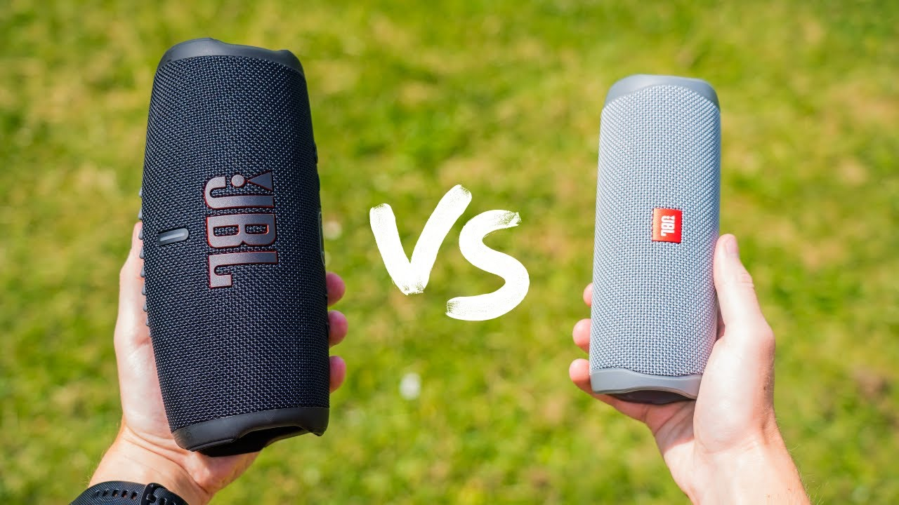 Download JBL Charge 5 vs Flip 5   Is the Charge worth the upgrade?