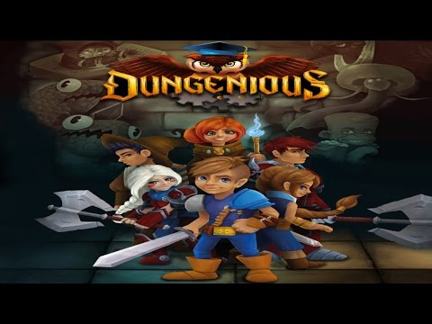 Dungenious (by Noizoo Games/Zsolt Marx) - iOS/Android - HD Gameplay Trailer