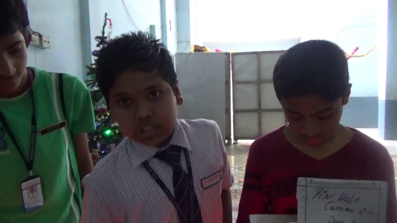 Science Activity By Bms Students Of Std Vii Electrical Circuit Electricity Electric Circuits And Light