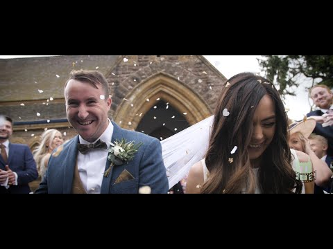 R.Spearing Wedding Films Bristol - Joe & Lauren Teaser Trailer (Brooks Country House)
