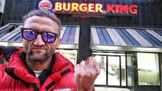 EXPLOITED BY BURGER KING.