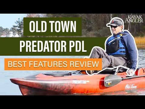 Reviewed: Old Town Predator PDL | Kayak Angler | Rapid Media