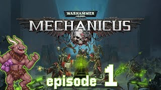 Warhammer 40,000: Mechanicus - Episode 1