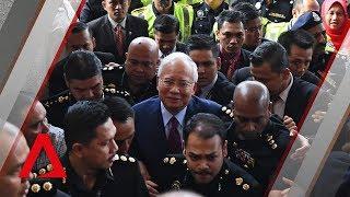 Former Malaysian PM Najib Razak charged: Summary of charges