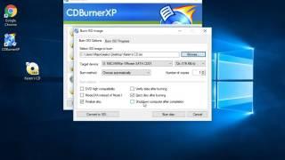 A Brief Overview of CDBurnerXP