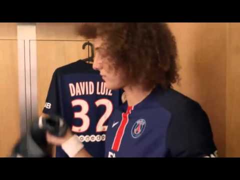 David Luiz - My dream trip Qatar tourism