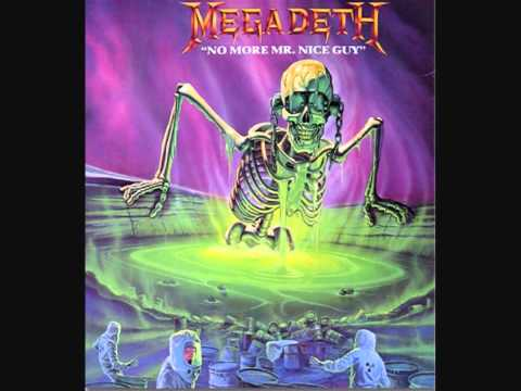 Megadeth - No More Mr. Nice Guy (HD+Lyrics)