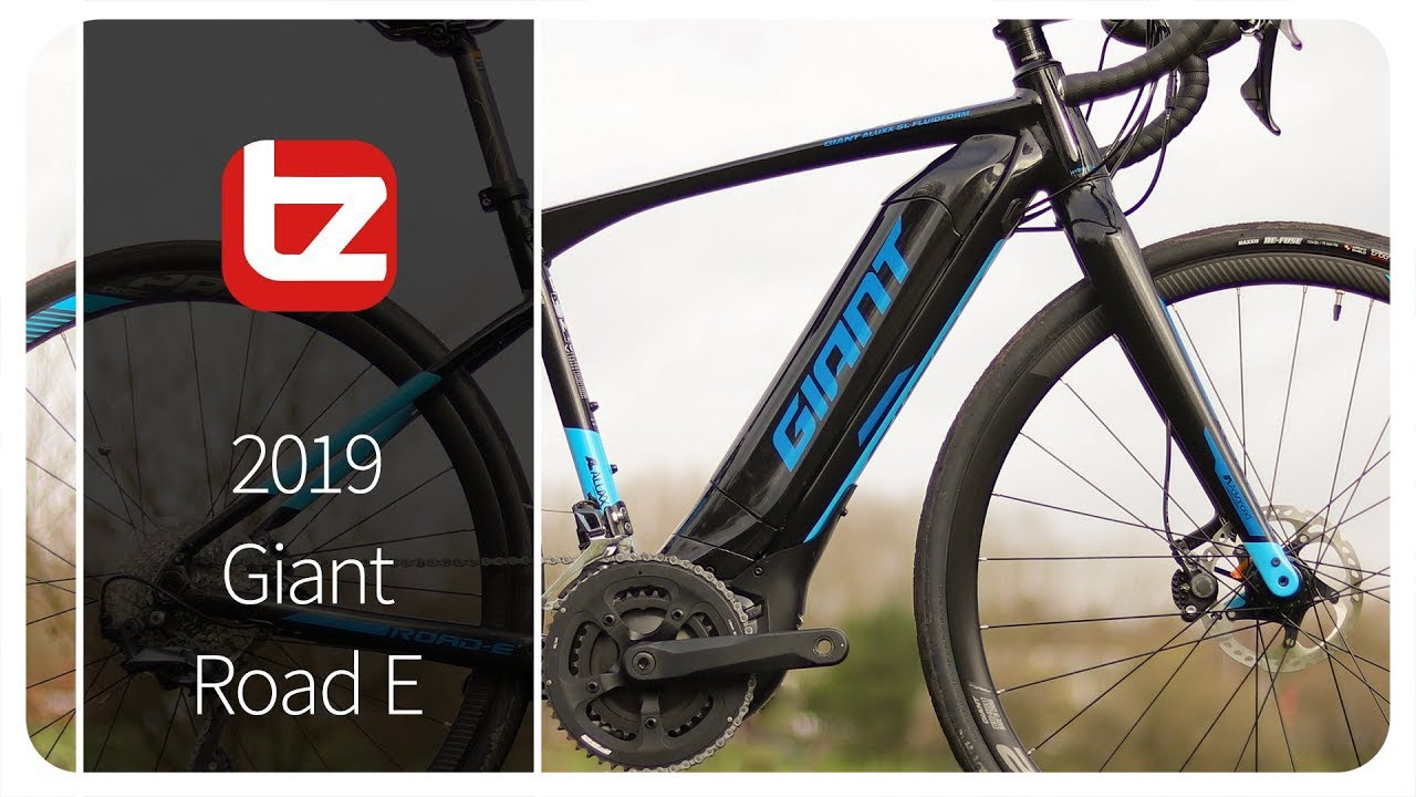 c78240203fa 2019 Giant Road E Range | Range Review | Tredz Bikes - YouTube