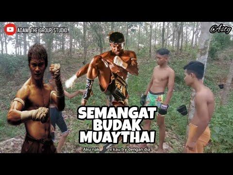 Semangat Budak Muaythai