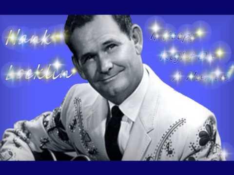 Hank Locklin - It Keeps Right On A Hurtin'