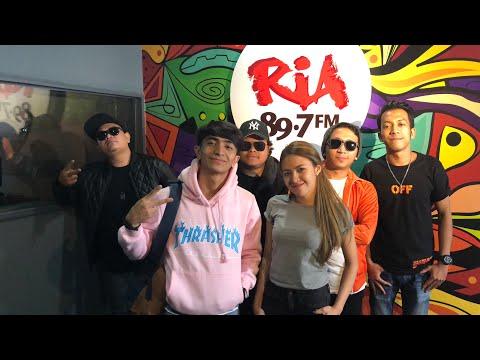 Baby shima dan Floor 88 interview radio di Ria 89.7fm Singapore