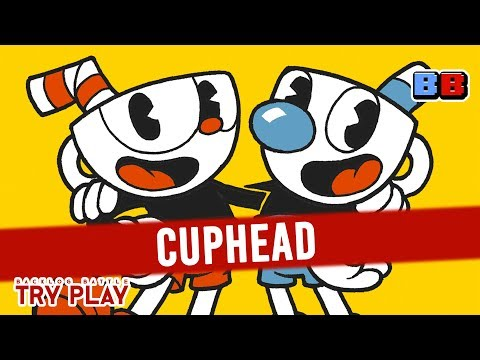 Backlog Battle Try Play - Cuphead Impressions