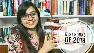 The Best Books Of 2018 || Top 11 Books Published in 2018