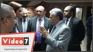 جابر نصار يعلن تبرع جامعة القاهرة بـ15 مليون جنيه لمستشفى أبو الريش