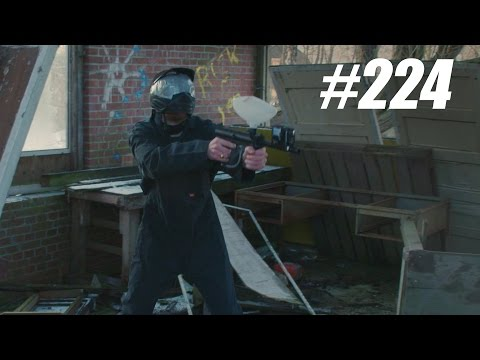 #224: Blind Paintballen [OPDRACHT]