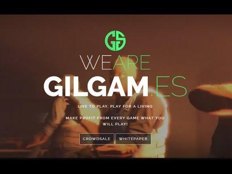 Gilgames and Silver Coin ICO Siacoin (SC)
