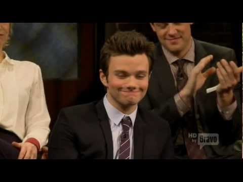 Glee Inside The Actor Studio presents Chris Colfer (HD)