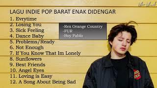 LAGU INDIE POP BARAT ENAK DIDENGAR