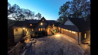 Luxury Post and Beam w/both Long Distance and Lake Views
