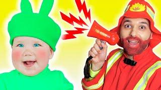 Firefighters Song   동요와 아이 노래   어린이 교육