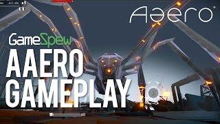 Aaero Pure Gameplay - PS4/Xbox One/PC