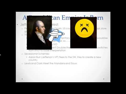 APUSH Revew: America's History Chapter 7 Review Video