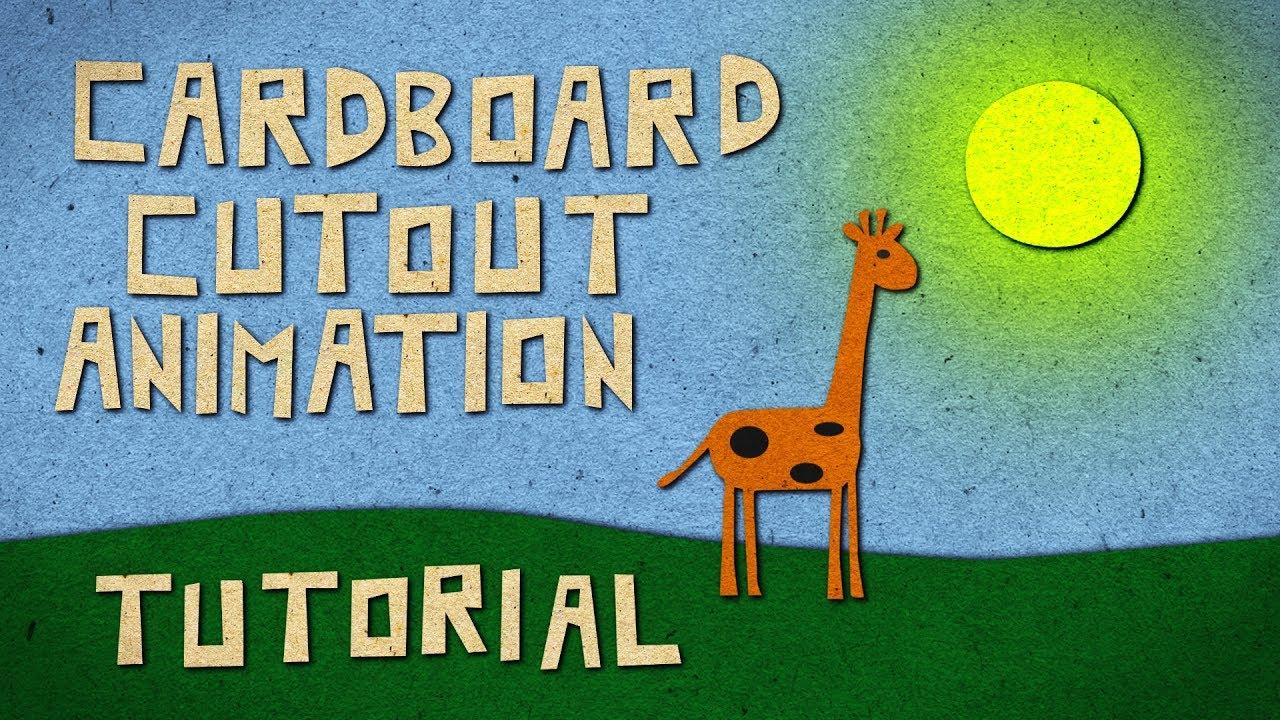Blender cutout animation addon tutorial blendernation.