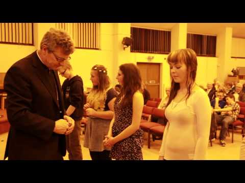 Christ Church Bayston Hill Soul:Space Baptisms & Confirmations