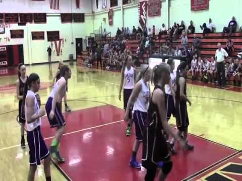 Havana Lady Ducks vs CI Lady Giants 7GBB 102115