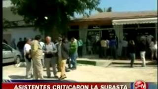 Javier Margas compró dos aviones en curiosa subasta de Iquique