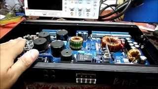 Modulo Roadstar RS1200D = Conector Alimentação