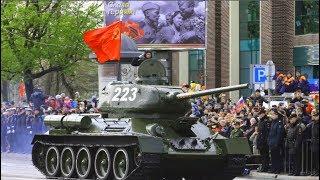 Калининград. Парад Победы 2019. Полное видео