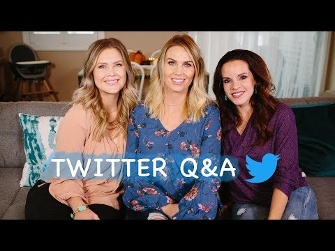 TWITTER Q&A: College Dropout, Arguing with In-Laws, Dream Collabs & More! | The Mom's View