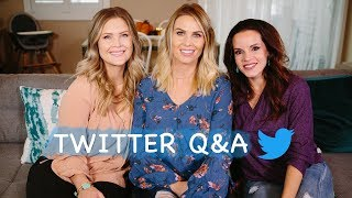 TWITTER Q&A: College Dropout, Arguing with In-Laws, Dream Collabs & More! | The Mom