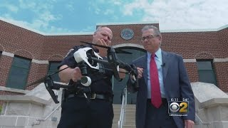 How Drones Are Helping Police At Accident Scenes