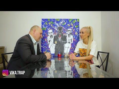 РАЗНИЦА в ВОЗРАСТЕ 20 ЛЕТ!! Любовь зла или любовь к ДЕНЬГАМ?! / Vika Trap