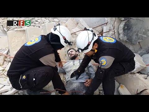 'Error of judgment': White Helmets apologize for bizarre mannequin challenge video