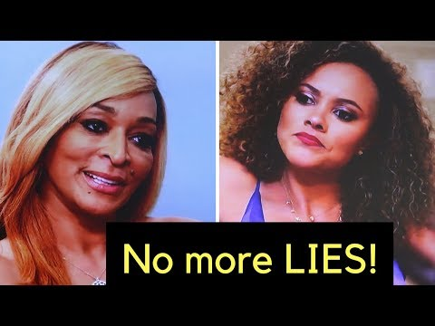 Real Housewives Potomac Ashley reveals the TRUTH  on affair!