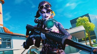 Fortnite - good console player. solo grind :)