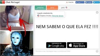 ANDEI COM A MASCARA DO XXXTENTACION NO OMEGLE (CHAT PORTUGAL)