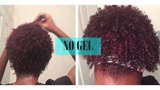 Making My Wash And Go Brand New With No Gel