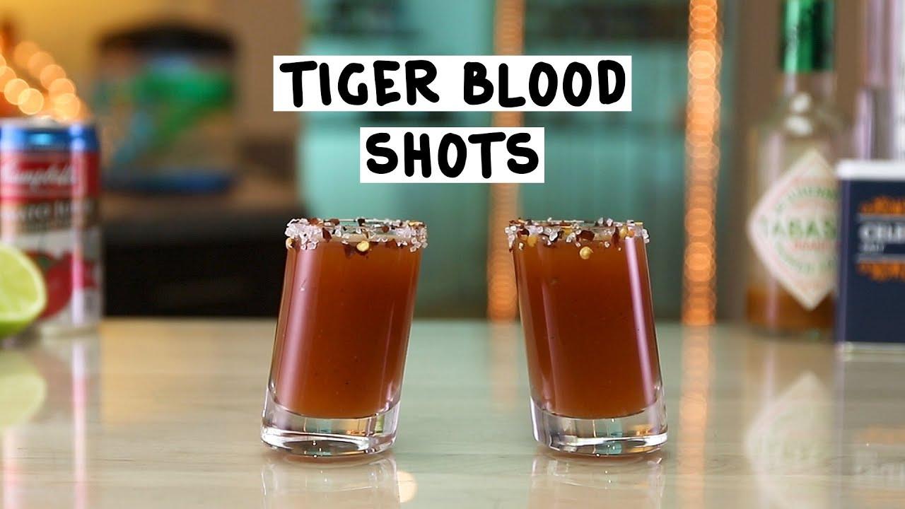 Tigers Blood Drink Recipe