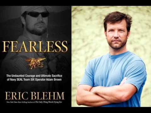 Of fearless the story of seal team 6 amp adam brown seg 1 youtube