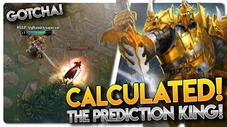THE PREDICTION KING!! Vainglory 5v5 [Ranked] Gameplay - Lance |WP| Jungle Gameplay