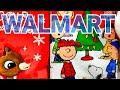 Walmart Christmas 2019 Wreaths, Stuffed Christmas dolls and more