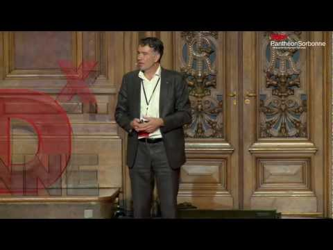 Nos vies valent plus que leurs profits: Bruno Tesson at TEDxPantheonSorbonne