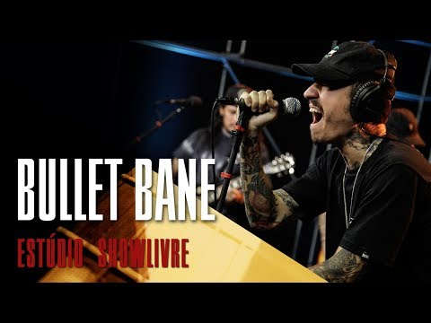 """Mafumeira"" - Bullet Bane no Estúdio Showlivre 2017"