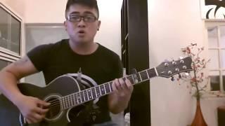 [Guitar Cover] Bức tranh từ nước mắt